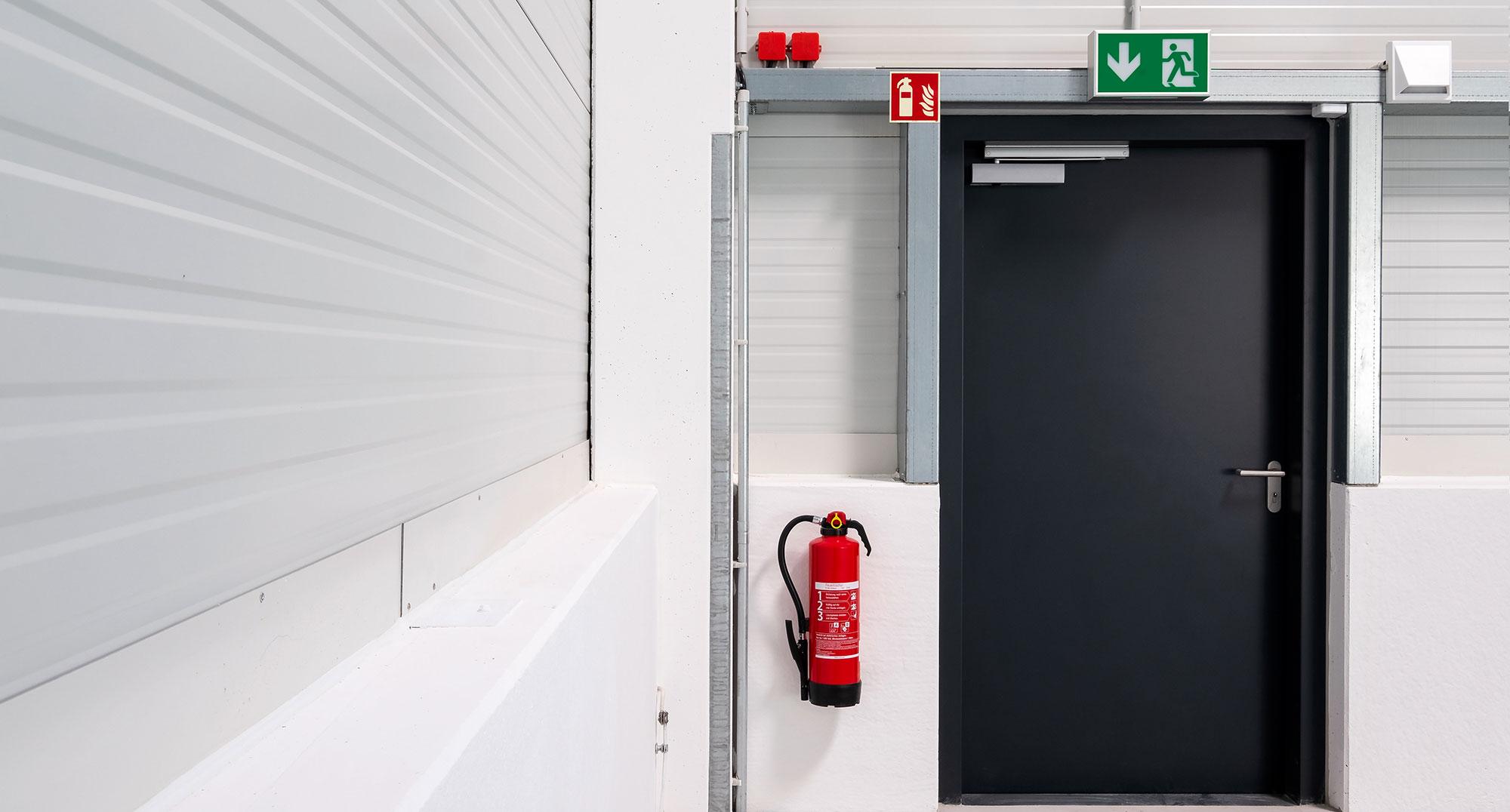 Brandschutzkonzepte